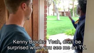 Best door-to-door salesman ever will blow your mind!