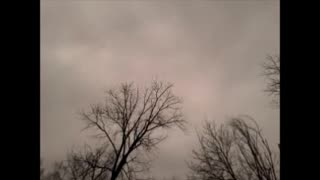 HIGH SPEED TIME LAPSE SKY WATCH 1 24 2021