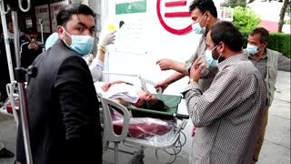 At least 40 killed in Kabul school blasts