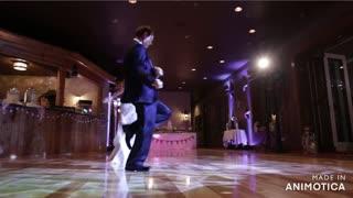 Hornung Wedding Father Daughter Dance