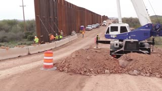 Texas State Rep. introduces Bill to Finish President Donald Trump's Border Wall