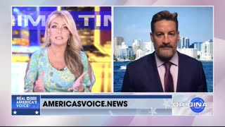 Steube Joins Real America's Voice to Discuss Biden Border Crisis