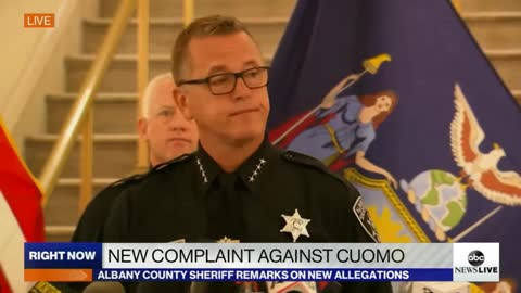 Sheriff Says He Will Not Be Intimidated By Andrew Cuomo