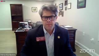 Joe Sapp's Testimony During Georgia House Election Investigation Hearing