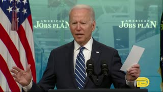 Angry Biden Snaps At Reporters