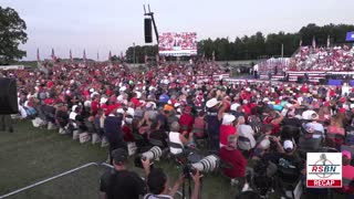 President Donald Trump Full Speech at Rally in Wellington, OH 6/26/21
