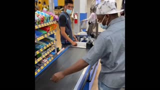Funny video must watch supermarket