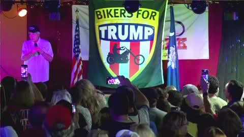 Bikers for Trump | Win With Lin Rally | South Carolina May 2, 2021 (Lin Wood)