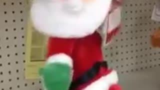 So funny Santa