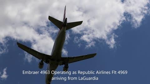 Afternoon Plane Spotting at St. Louis Lambert Intl Airport May 13, 2021