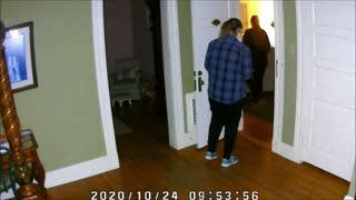 Missouri Paranormal Association - Walnut Street Inn - Unknown anomaly in McCann Room