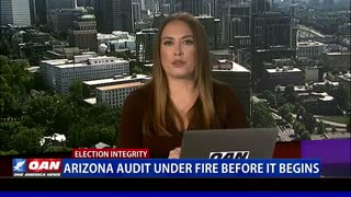 Ariz. audit under fire before it begins