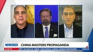 China on the march. James Carafano and Gordon Chang join Sebastian Gorka