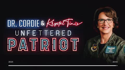 Wendy Rogers INTERVIEW on Unfettered Patriot w/ Dr. Cordie Williams