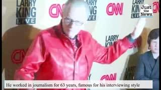 Broadcast pioneer Larry King dies at age 87
