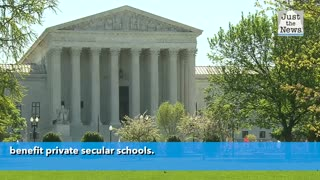 Supreme Court strikes down Montana ban prohibiting state aid to church schools