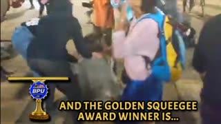 The BPU Golden Squeegee Award