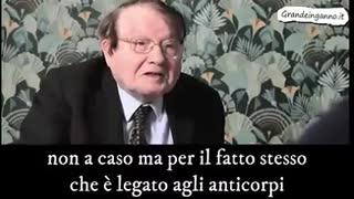 Prof. Luc Montagnier Nobel Price