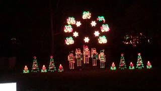 Galaxy of Lights Walking Nights 2020 Video 3