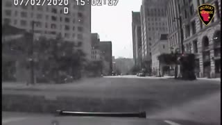 INTENSE!!! Awesome High Speed Police Pursuit, Weaving In & Out of Traffic