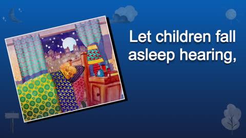 Why Kids Need Sleep?