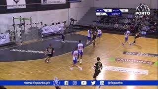 FC Porto Sofarma bateu o Águas Santas (28-25)