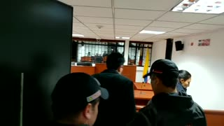 Legalización de captura por caso Santrich