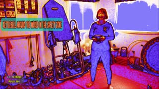 Kettlebell Around the Word in the Safety Zone Animated