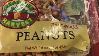 Grow Peanut plants from Store-Bought Peanuts