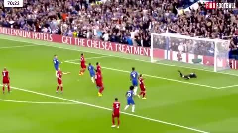 Fantastic football goals