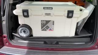 Pelican 80qt Cooler