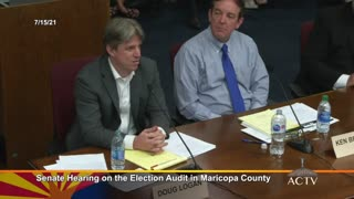 Entire Maricopa County Audit Hearing