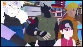 Naruto da zoeira