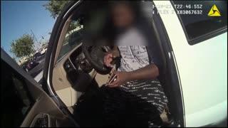 BODYCAM: Officer Involved Shooting Inside Walgreens (Modesto CA)