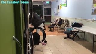 Funny Horror Pranks Video #Funny #Horror #Pranks #scream #run