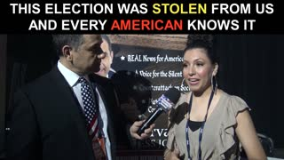 This Election Was Stolen From Us And Every American Knows It