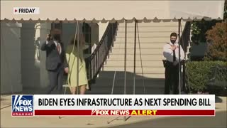 Biden Eyes $3 Trillion Spending Bill