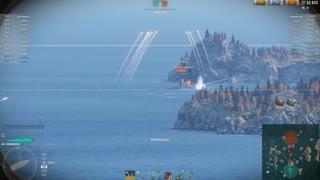 World of Warships: 80,000 Damage!