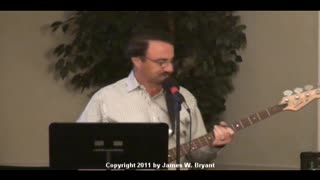 Special Song - Remind Me Dear Lord, by Johnny R. Bryant, 2011