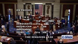 BREAKING: Radical House Dems Pass D.C. Statehood Legislation