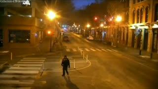 Nashville Police Release EXPLOSION Footage