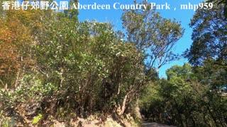 [郊野樂行] 香港仔郊野公園(加長版)Aberdeen Country Park,Hongkong (Extended Version), mhp959, Dec 2020