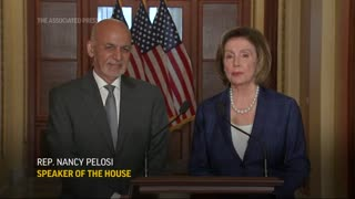 Nancy Pelosi talks Women's Rights in Afghanistan prior to Taliban Takeover