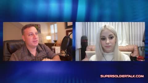 Super Soldier Talk - Marina Seren - Secret Space Program Super Soldier