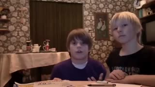 The Table Cloth Magic Trick