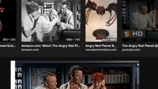 Why You Don't Have to Watch - Angry Red Planet
