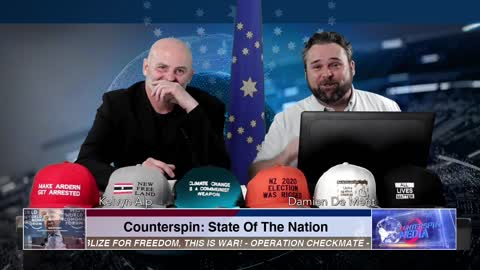 Counterspin Ep. 09 - STATE OF THE NATION! [PG edit]