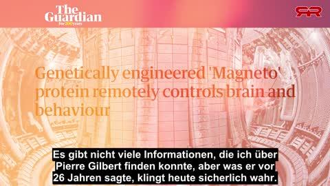 Wirkung von Nano-Partikeln in Impfungen - Vortrag von Pierre Gilbert aus dem Jahre1995