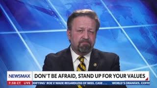 Don't be afraid! Sebastian Gorka on Newsmax