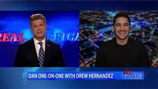 Real America - Dan W/ Drew Hernandez (July 9, 2021)
